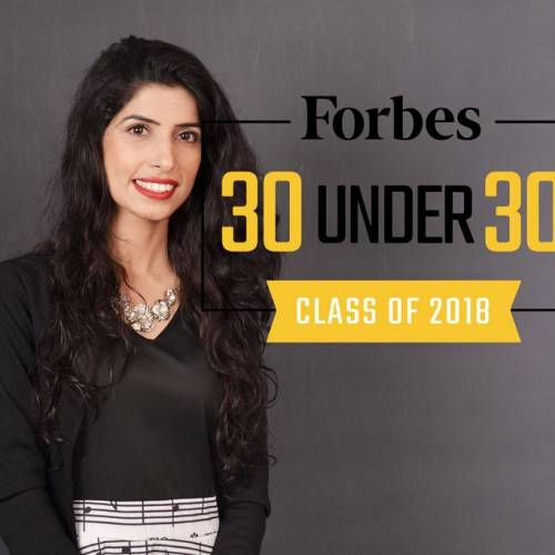 Forbes Asia 30 Under 30 Enterprise Technology